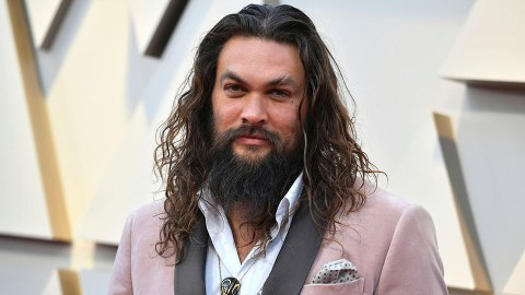 Jason Momoa Just Said His New Apple TV+ Series Is Better Than 'Game Of Thrones' | StyleCaster