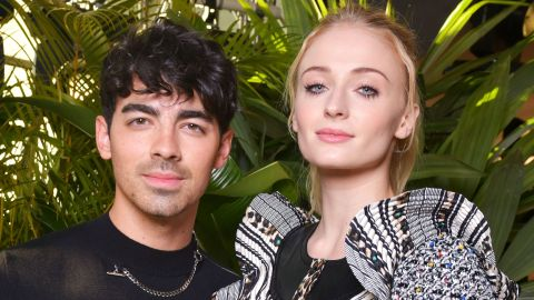 Sophie Turner & Joe Jonas Shared Their First Official Wedding Photo—We're Swooning | StyleCaster