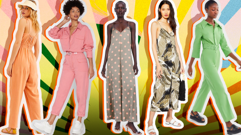 64 Summer Jumpsuits to Shop, Because Is It Really Summer Without Jumpsuits? | StyleCaster