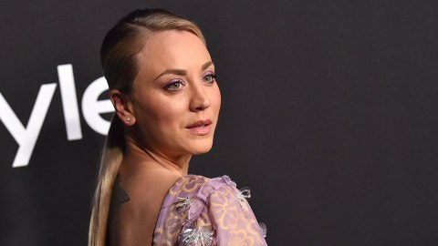 Kaley Cuoco Stacked Her Coins For The Final Season Of 'The Big Bang Theory' | StyleCaster