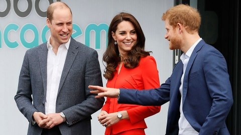 Kate Middleton Made Prince William & Prince Harry End Their Little Feud   StyleCaster