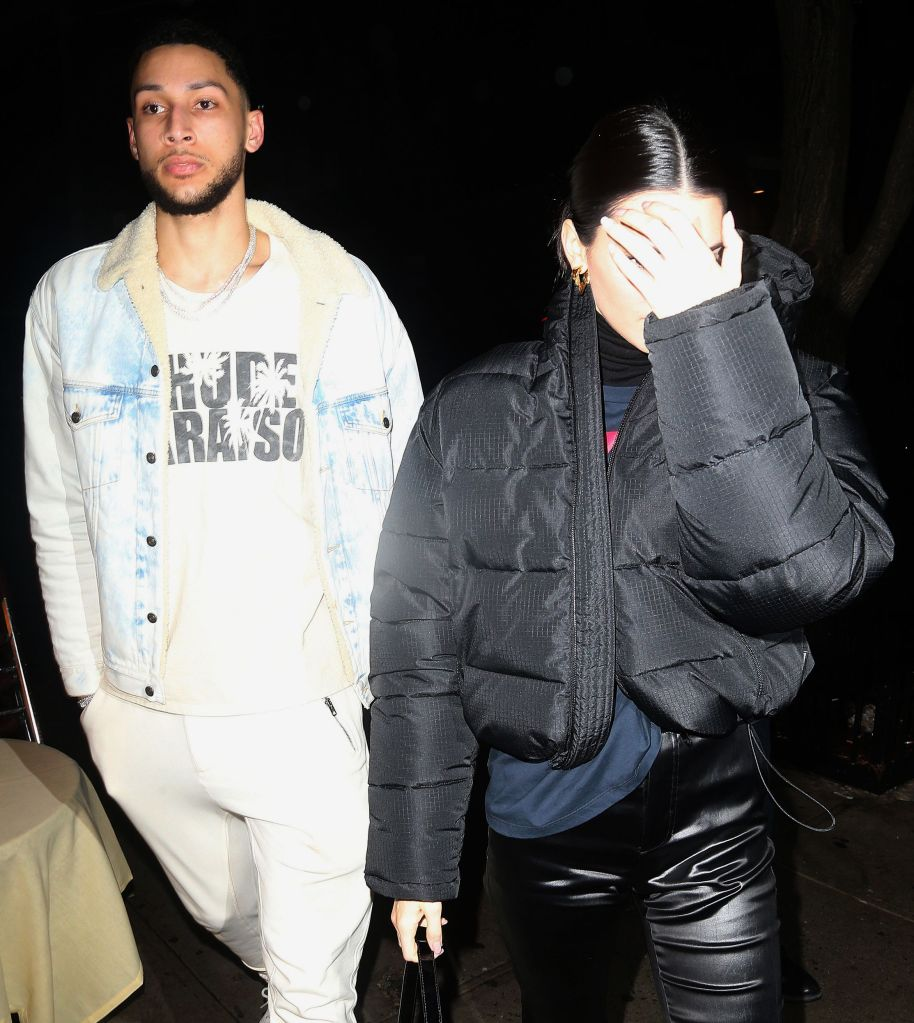 kendall jenner ben simmons Kendall Jenner & Ben Simmons May Take Their Relationship to the Next Level
