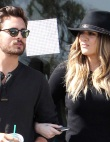 Khloé Kardashian Got Real About Holding Hands With Scott Disick