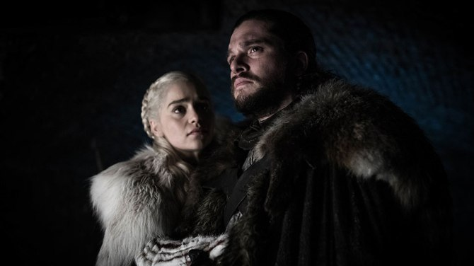 kit harington emilia clarke game of thrones The Game Of Thrones Series Finale Was Always Going to Lead Us Here