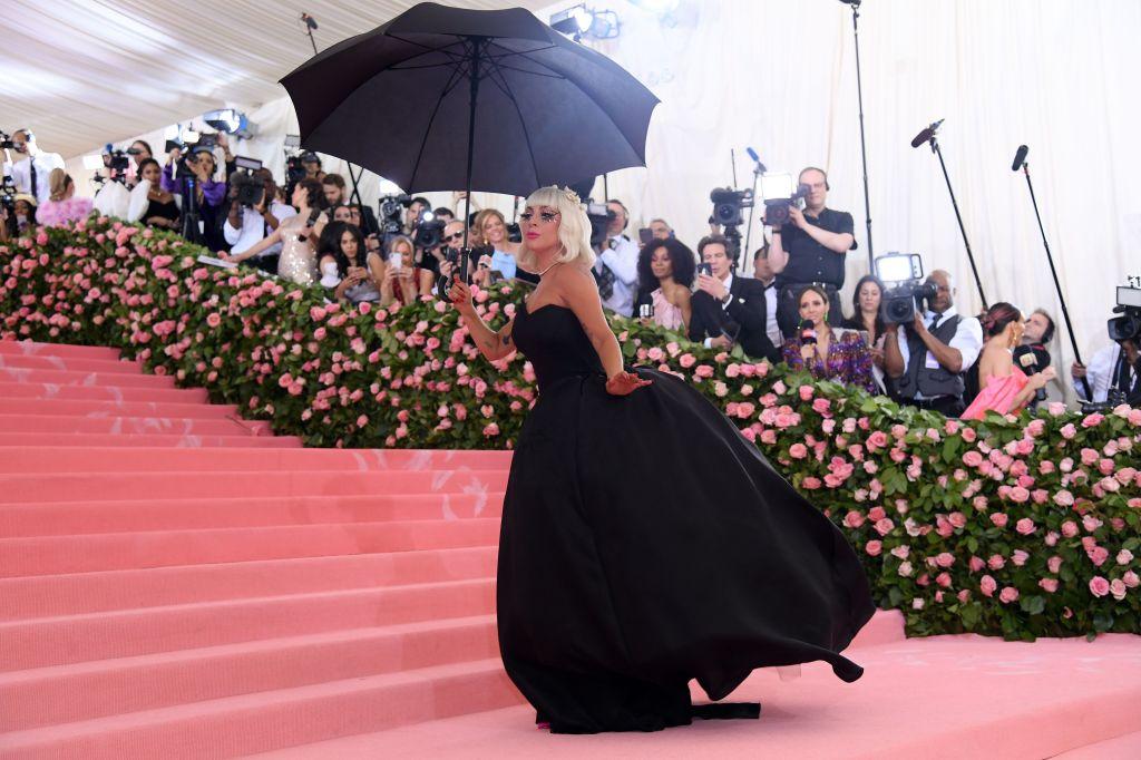 lady gaga black dress met gala 2019 Chrissy Teigen Skips the Met Gala & Roasts The Event In One Fantastic Tweet