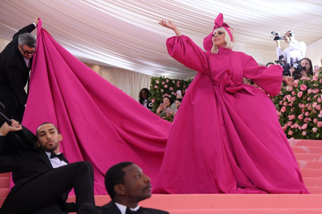 lady gaga met gala 2019 1 Chrissy Teigen Skips the Met Gala & Roasts The Event In One Fantastic Tweet