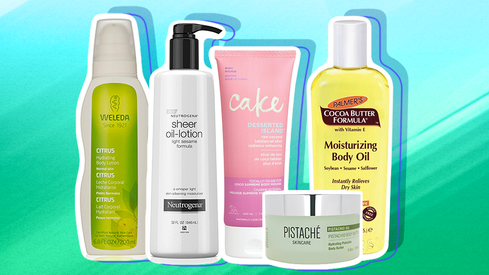Weightless Body Lotions That Won't Leave Skin Feeling Sticky