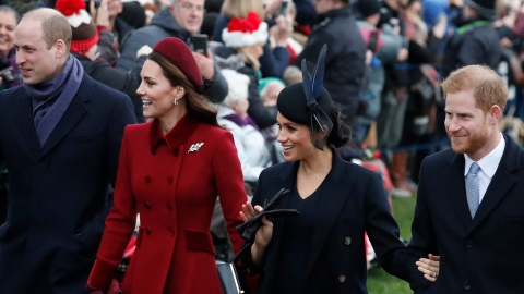 Meghan Markle & Prince Harry Just Reunited With Prince William and Kate Middleton | StyleCaster