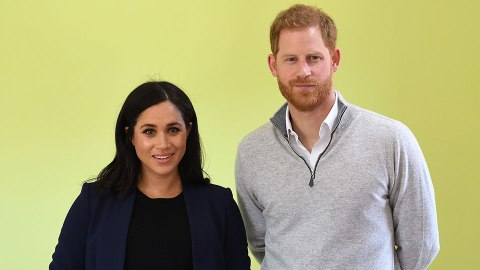 Meghan Markle & Prince Harry's Latest Insta Post Is a Royal Exercise in How to Be Shady | StyleCaster