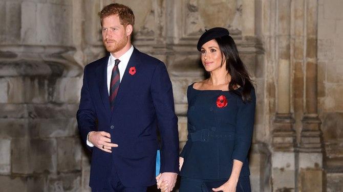 meghan markle prince harry 2 Meghan Markle & Prince Harrys New Documentary May Have Ignited A Feud