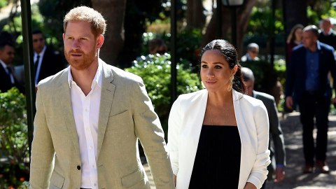 Prince Harry's Friends Are Still Shading Meghan Markle & It's So Awkward | StyleCaster