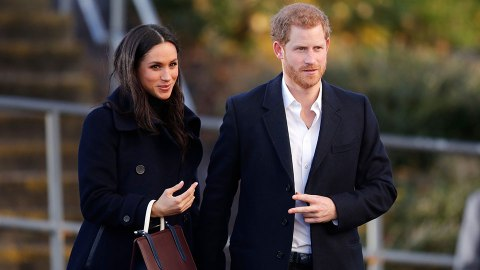 Meghan Markle & Prince Harry's Plan to Step Back From their Royal Duties Has Us Stunned | StyleCaster