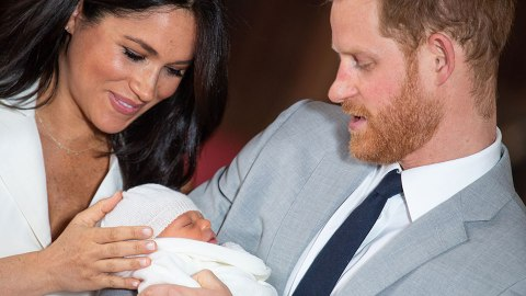 People Are Convinced That Baby Archie Is Two Weeks Old & Everyone Is Annoying | StyleCaster