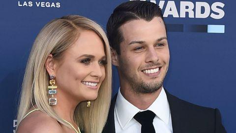 Miranda Lambert & Husband Brandon McLoughlin Are Actual Goals | StyleCaster