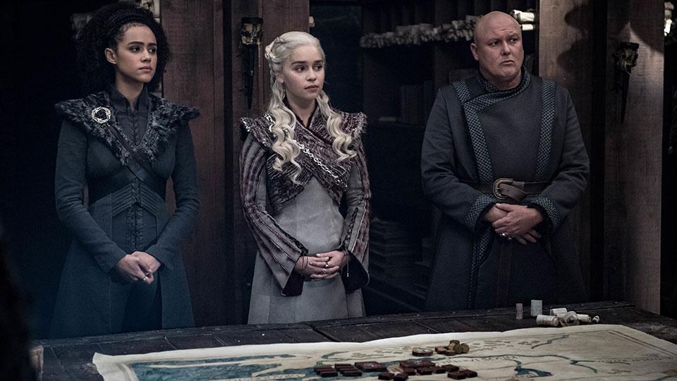Daenerys Varys.