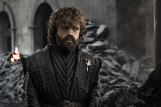 peter dinklage got Game Of Thrones Just Released Photos From the Final Episode & We Have Questions