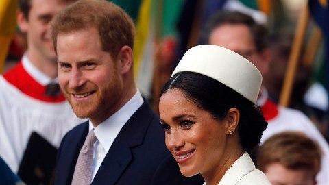 Every Single Clue That Meghan & Harry Have Already Welcomed Baby Sussex | StyleCaster