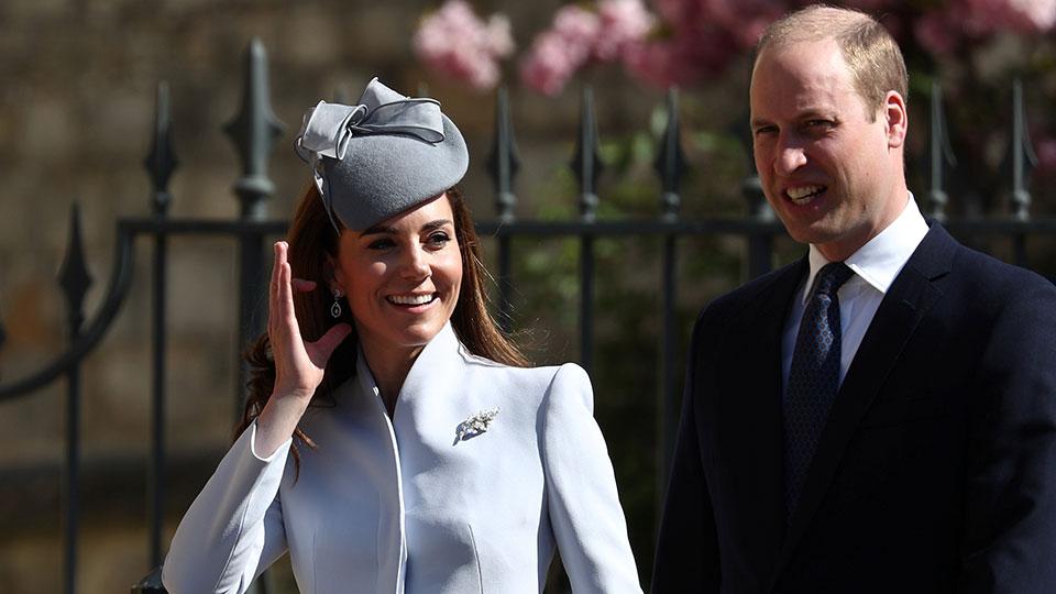 Kate Middleton & Prince Harry