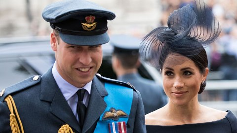 If Prince William Conspired Against Meghan Markle This Is 'GoT' IRL | StyleCaster