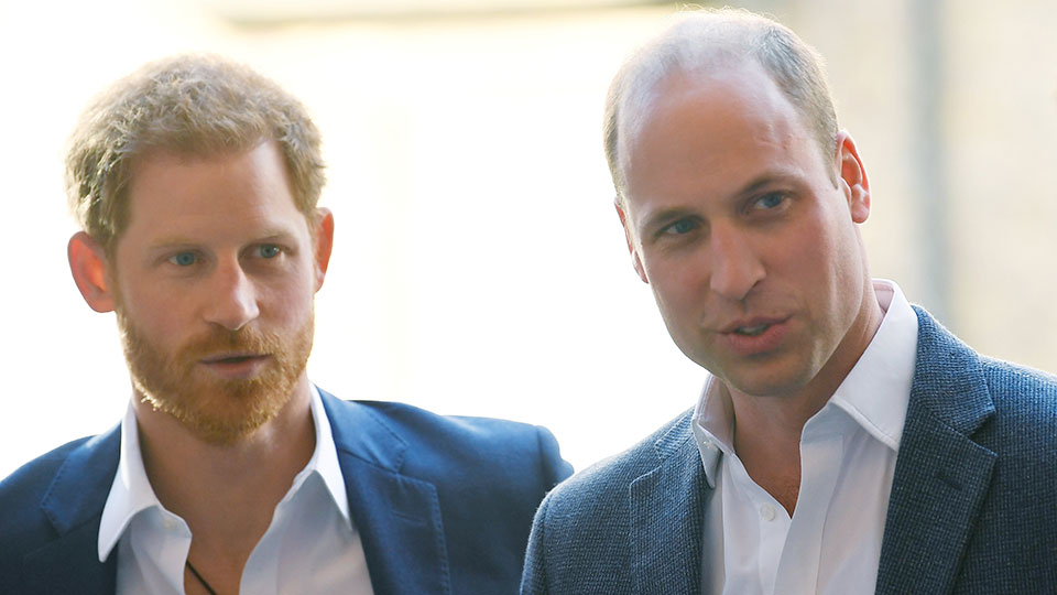 Prince Harry & Prince William