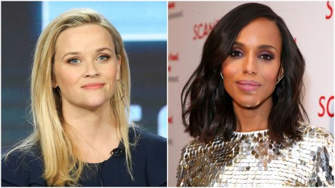 Reese Witherspoon & Kerry Washington's New Show Is Coming To Hulu & We're Hype | StyleCaster