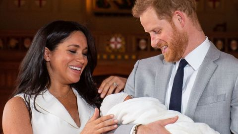 Baby Archie's Quarantined 1st Birthday Sounds More Fun Than the Real World | StyleCaster