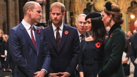 """Why the """"Divorce"""" Between Prince William, Prince Harry, & Their Royal Houses Is Final 