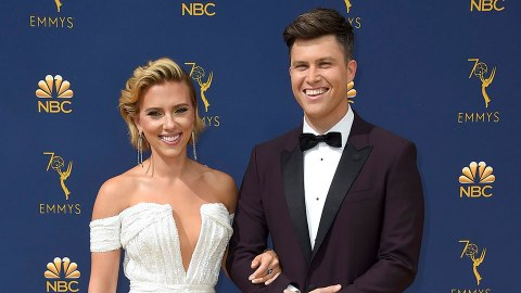 Scarlett Johansson & 'SNL's Colin Jost Are Ready to Tie The Knot | StyleCaster