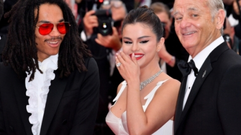 Selena Gomez's Old Hollywood Glam Won the Cannes Red Carpet | StyleCaster