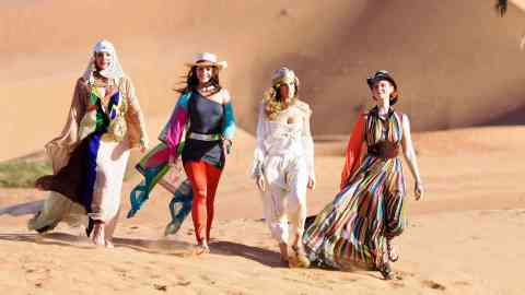 How to Take the Dubai Girls Trip of Your Life on a Budget | StyleCaster