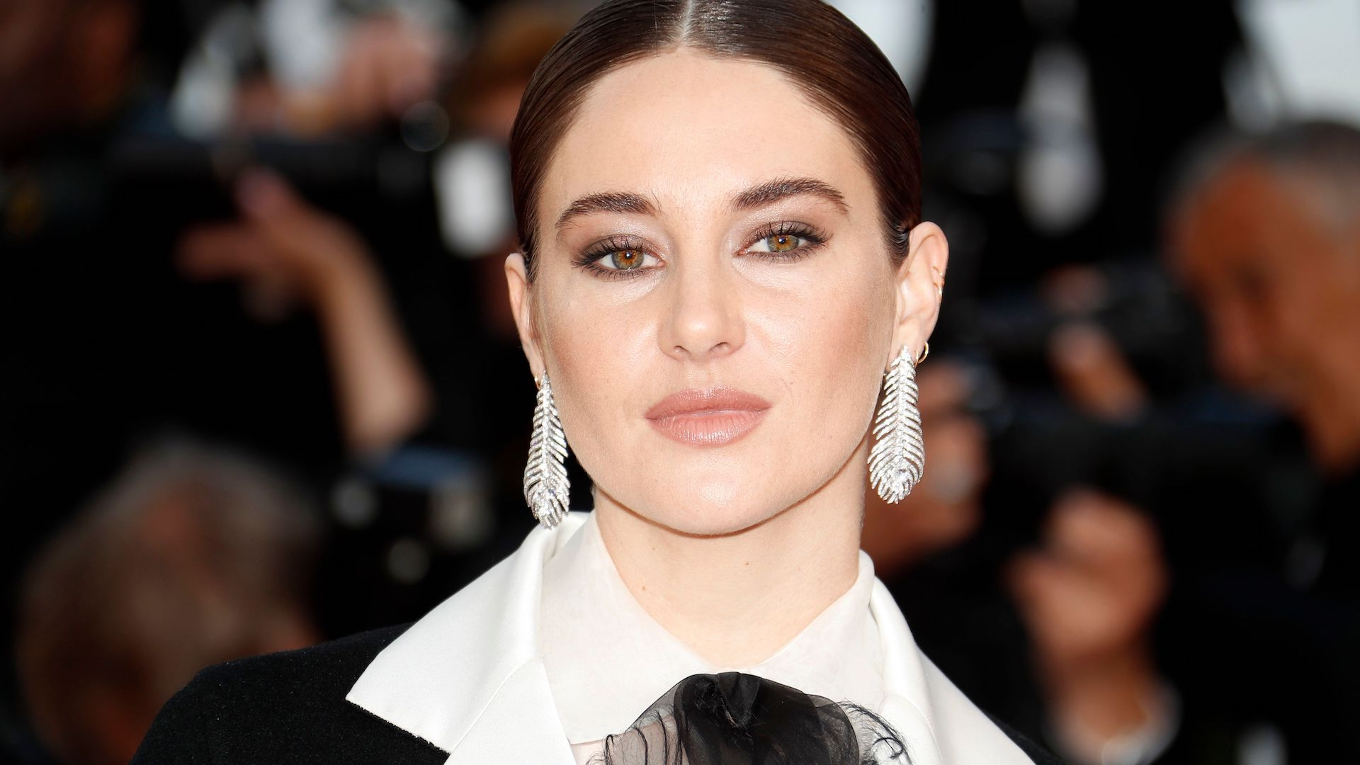 Shailene Woodley Just Took the Tuxedo Look to a Whole New Level, and It's Actually *Iconic*