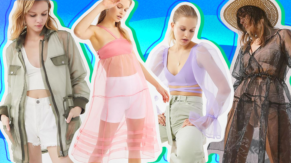 All-Sheer-Everything Is the Move This Season