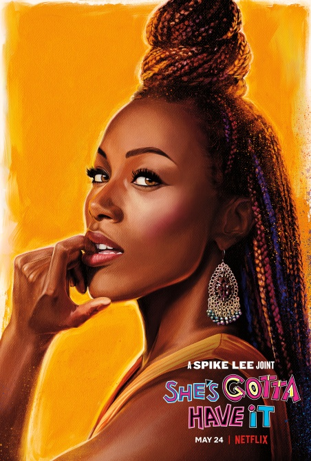 shes gotta have it netflix 1 Nola Darling Is Ready For A Red Hot Summer In Shes Gotta Have It Season 2