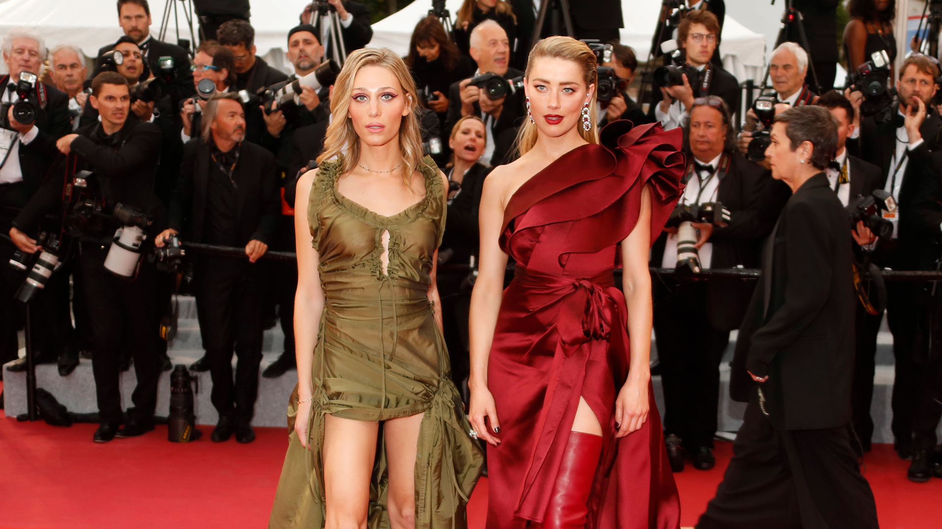 I Attended Cannes Film Festival with Amber Heard & Represented Transgender Women Everywhere