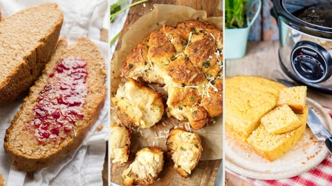 30 Slow-Cooker Breads That Honestly Kind of Blow My Mind | StyleCaster