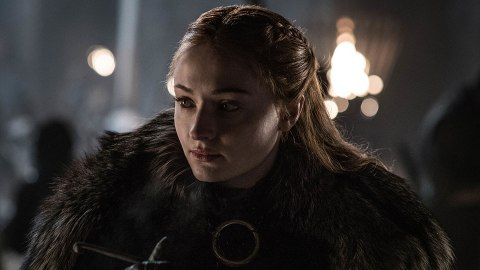 So, Sansa Is Definitely Going to Die In the 'Game Of Thrones' Series Finale | StyleCaster
