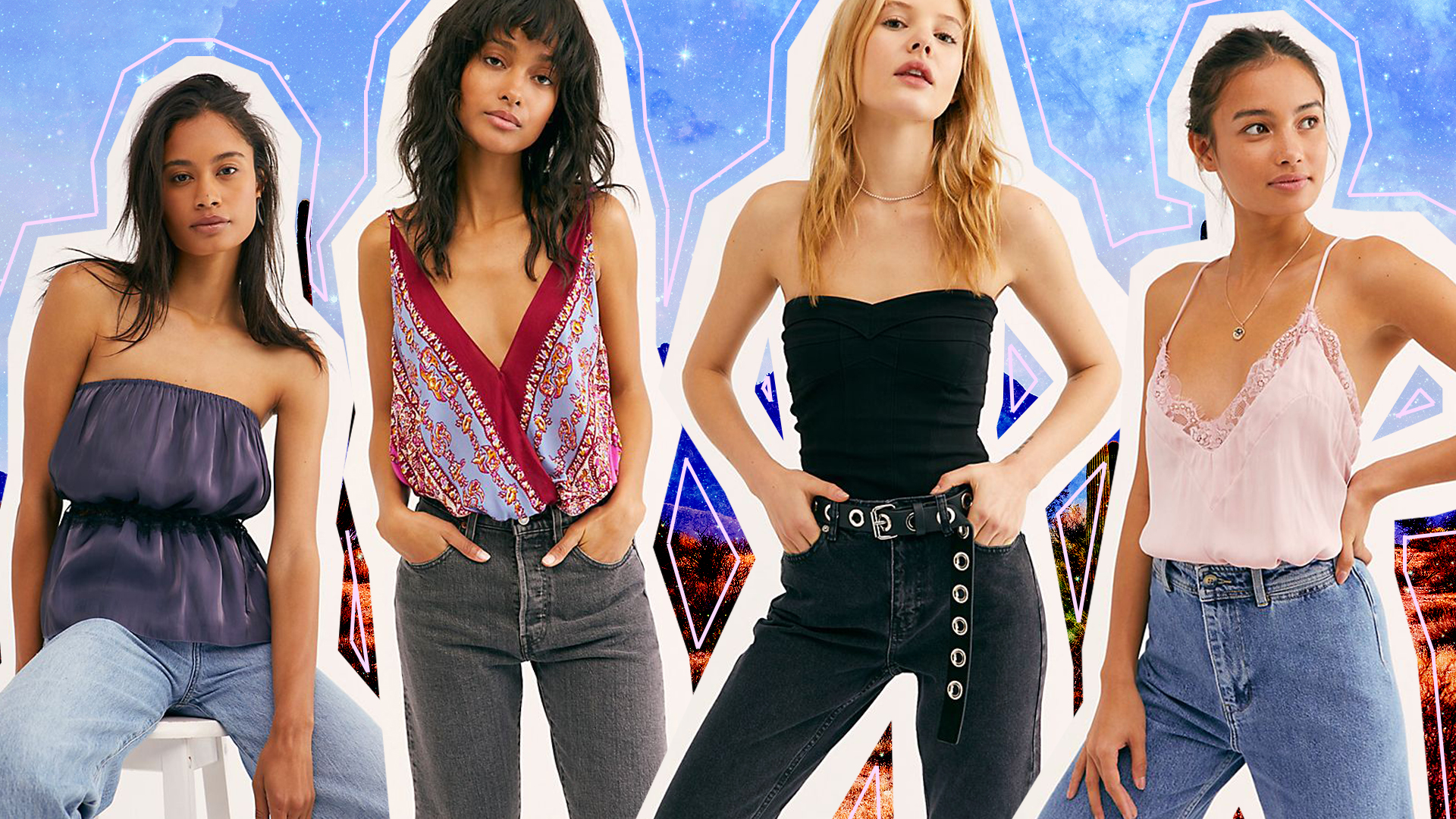 51 Summer Going-Out Tops That Are Equal Parts Hot and Affordable