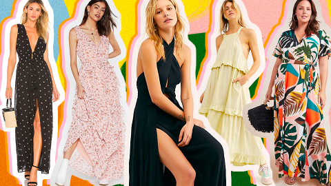 84 Summer Maxi Dresses to Shop, Because Can You Ever Have Too Many? | StyleCaster