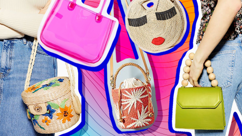 Summer Bags So Cute You Might Actually Enjoying Holding Them All Day | StyleCaster
