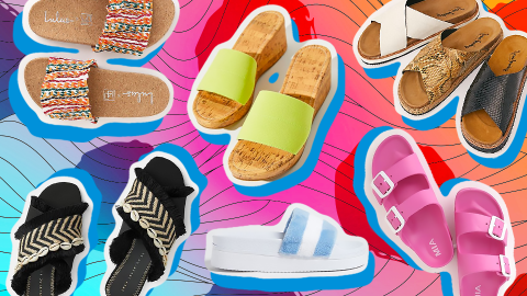 Summer Slides Are Back and Cuter Than Ever | StyleCaster