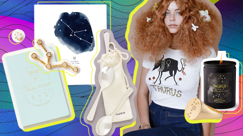 The Best Taurus-Themed Gifts Perfect For Your Favorite Astrology Lover | StyleCaster