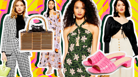 39 Pieces We're Eyeing from Topshop's Summer 2019 Collection | StyleCaster