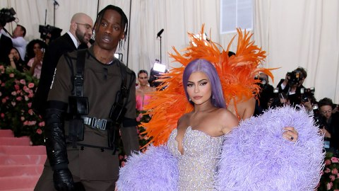 Kylie Jenner & Travis Scott Were Super Lusty at the Met Gala | StyleCaster