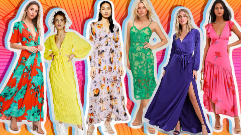 29 Wedding Guest Dresses Our Fashion Editor Is Shopping This Summer | StyleCaster