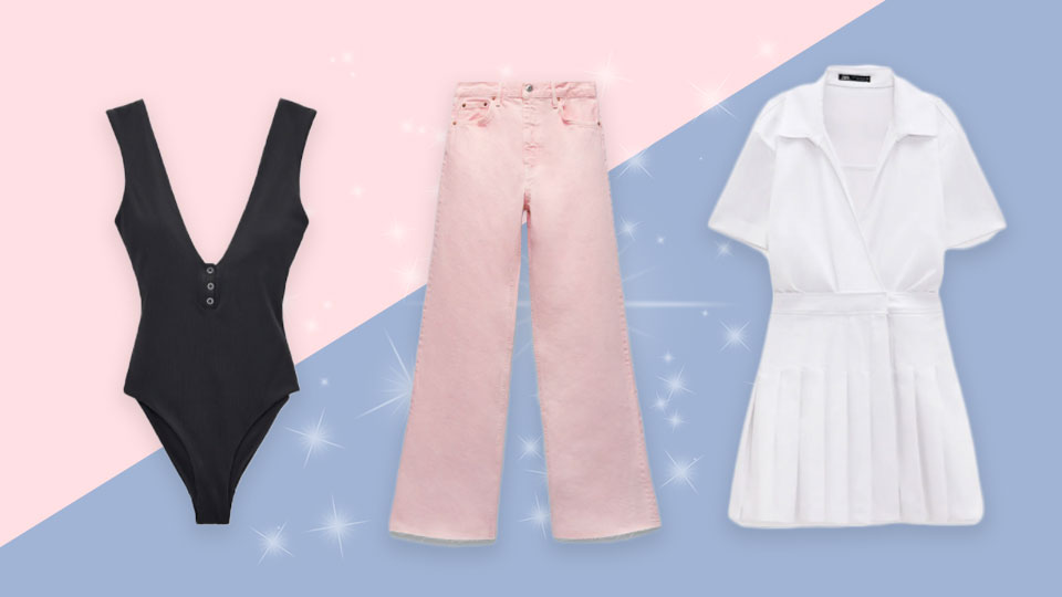 10 Zara Items You Can Score For $50 Or Less Right Now