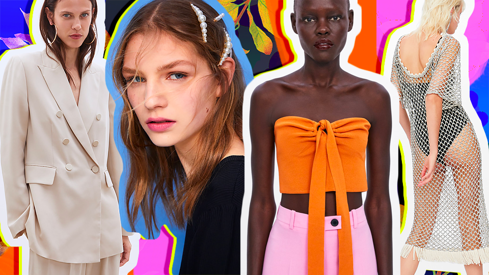 83 Can't-Miss Items from Zara's Summer 2019 Collection