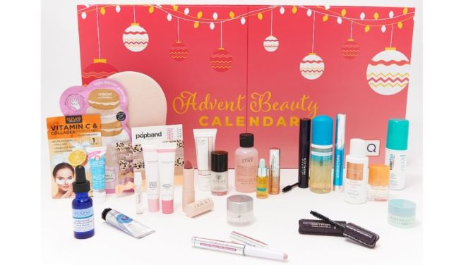 advent calendar This Christmas in July Advent Calendar Contains Major Beauty Brands