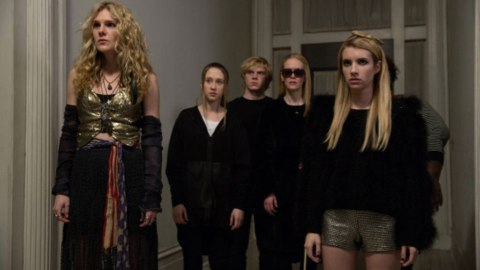 'American Horror Story' Season 9 Is Dialing It Back To The '80s & It's A Whole Mood | StyleCaster