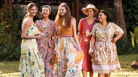 Anthropologie's Summer Sale Is Here to Answer Your Affordable Fashion Prayers   StyleCaster