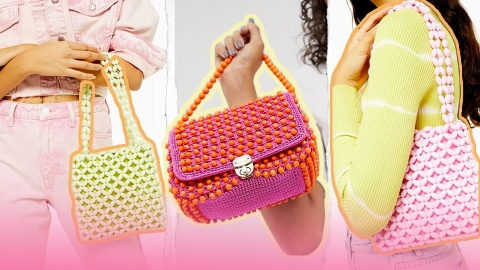 If Buying Every Beaded Bag in Sight Is Wrong, I Don't Want to Be Right | StyleCaster